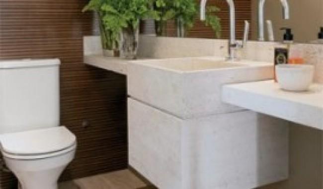 Decoração de lavabo de banheiro fotos dicas 2 Decoração De Lavabo De Banheiro , Fotos, Dicas