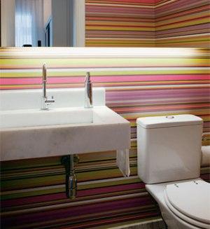 Decoração de lavabo de banheiro fotos dicas 3 Decoração De Lavabo De Banheiro , Fotos, Dicas
