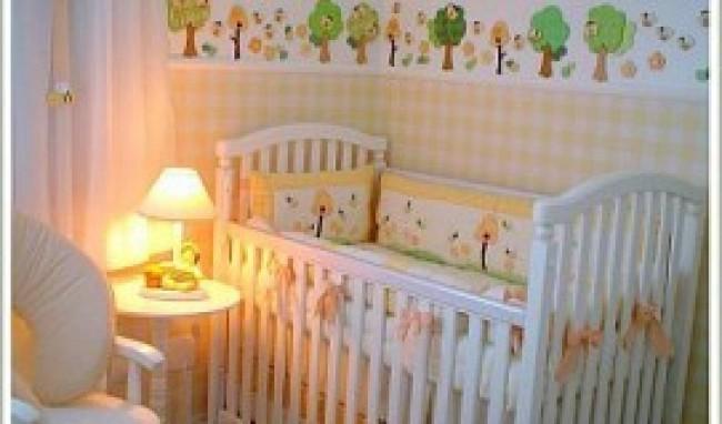 Desenhos para Decoração de Quarto de Bebê Desenhos para Decoração de Quarto de Bebê