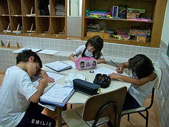 Escolas com Periodo Integral em SP Escolas com Período Integral em SP