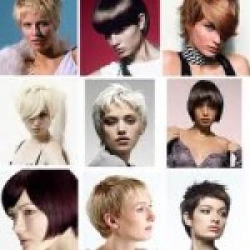 Penteados em cabelos curtos passo a passo Penteados em Cabelos Curtos, Passo a Passo