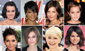 Penteados em cabelos curtos passo a passo3 Penteados em Cabelos Curtos, Passo a Passo