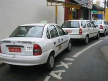 Pontos de Taxi 24 Horas em SP2 Pontos de Táxi 24 Horas em SP