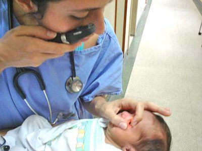 Teste do Olhinho Todo Bebê Deve Fazer Teste do Olhinho, Todo Bebê Deve Fazer