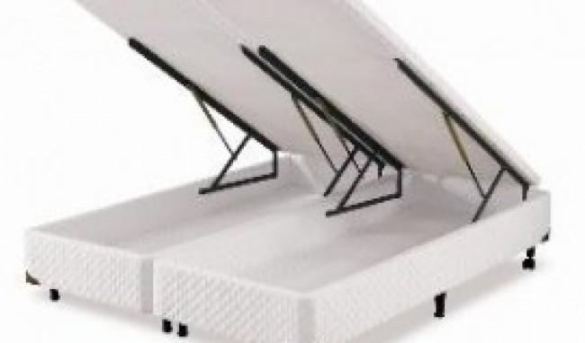 cama box com bau preços05 Cama Box com Baú Preços