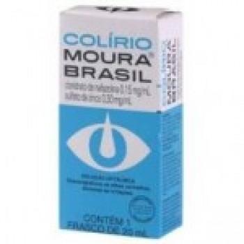 colírio só caixa Colírio Moura Brasil – Preços