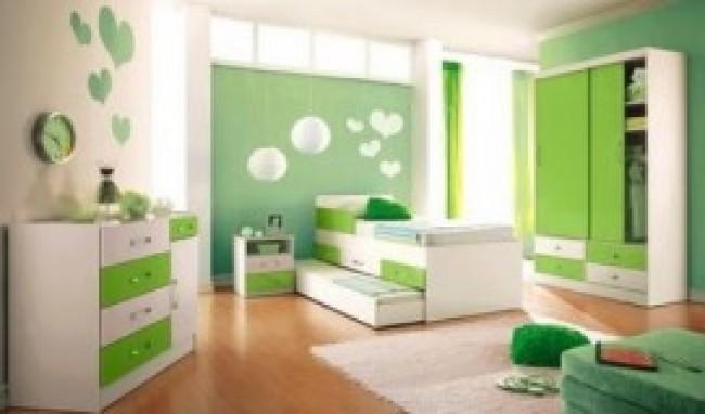 decoração com a cor verde 6 Decoração Com A Cor Verde
