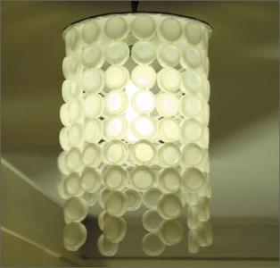 decoração com materiais recicláveis 1 Decoração Com Materiais Recicláveis