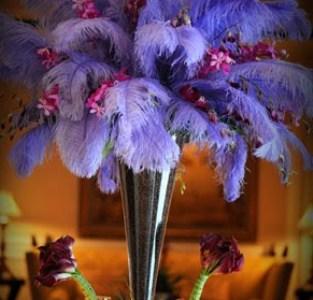 decoração com plumas dicas 1 Decoração Com Plumas Dicas