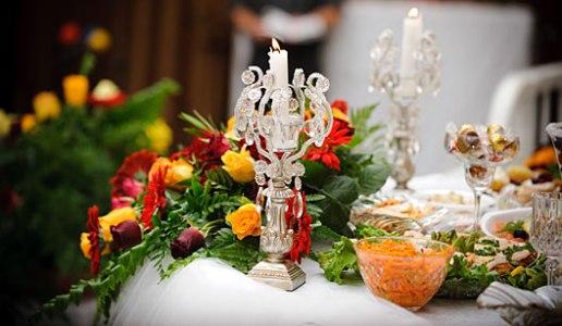 decoração para bodas de cristal 1 Decoração Para Bodas De Cristal