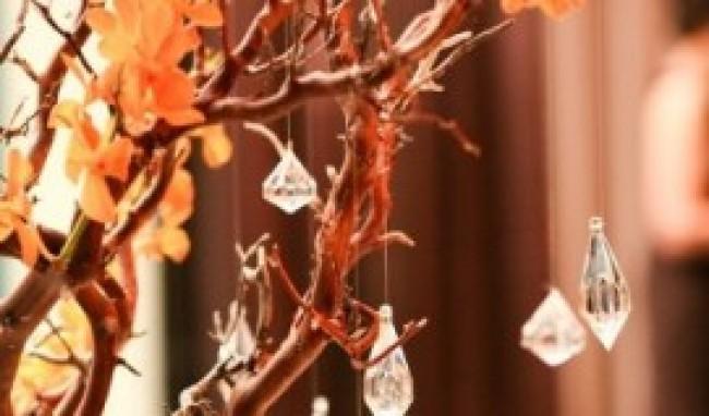 decoração para bodas de cristal 2 Decoração Para Bodas De Cristal