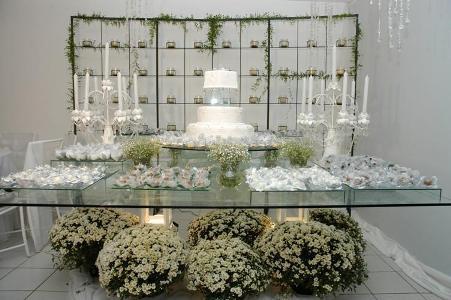 decoração para bodas de cristal Decoração Para Bodas De Cristal