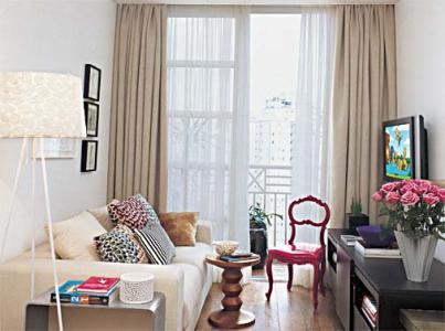 decoracao de salas simples e barata 1 Decoração De Salas Simples E