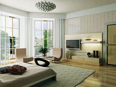 decoracao2 decora o r stica em sala de estar