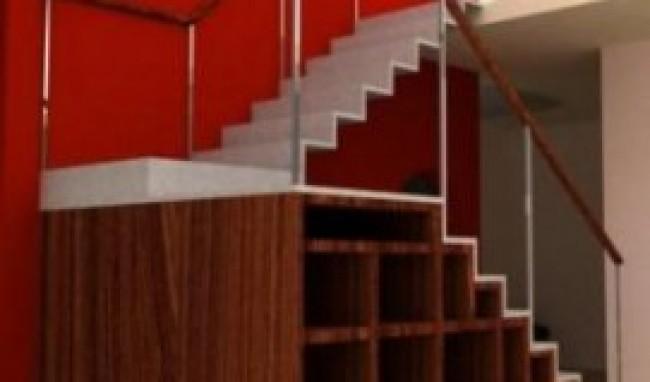 escada 21 Decoração Com Escadas, Sugestões, Fotos