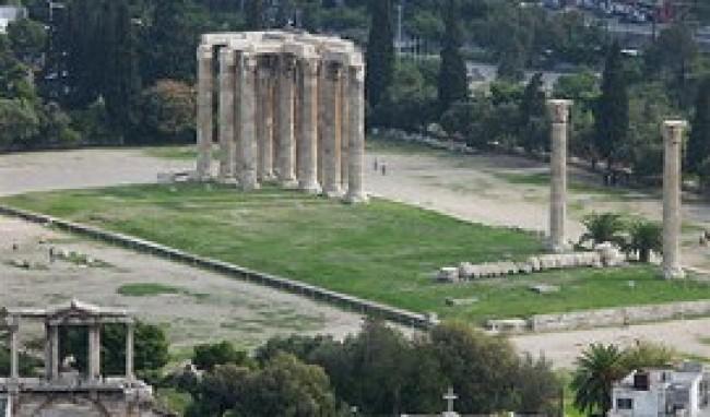 grecia3 Lugares Turísticos na Grécia