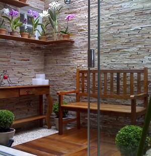 jardim interno como fazer Jardim Interno Como Fazer