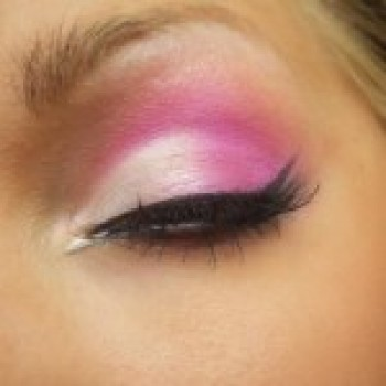 maquiagem rosa Maquiagem Rosa   Como Fazer