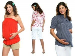 moda gestantes Lojas Virtuais de Moda Gestante
