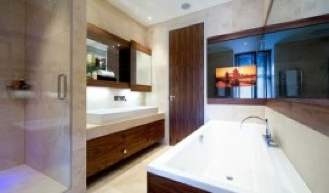 modelos de banheiros modernos 3 Modelos De Banheiros Modernos