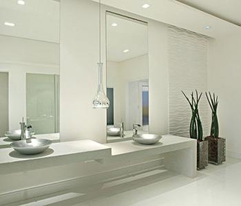 modelos de banheiros modernos Modelos De Banheiros Modernos