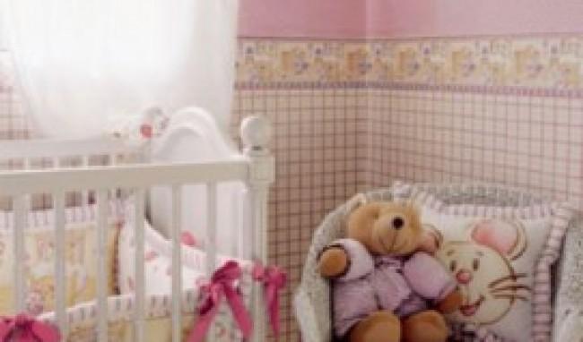 papeis de parede para decorar quarto de bebe 2 Papéis De Parede Para