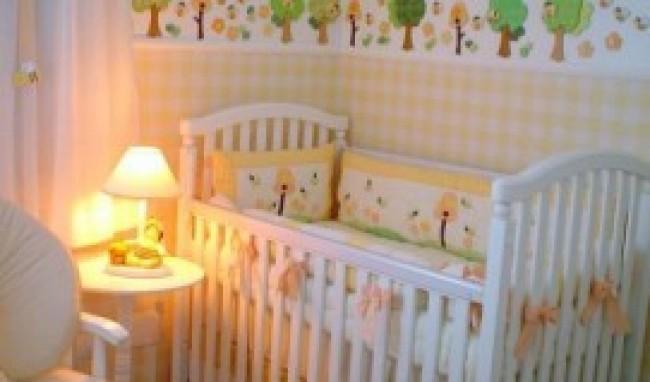 papeis de parede para decorar quarto de bebe 4 Papéis De Parede Para Decorar Quarto De Bebê