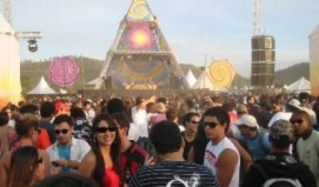 rave1 Decoração de Festa Rave