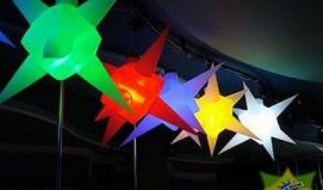 rave2 Decoração de Festa Rave