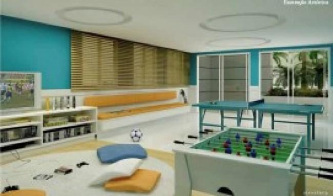 sala de jogos Como montar sala de jogos em casa