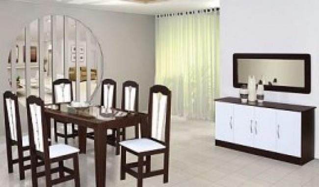 sala1 Sala de Jantar Completa, Móveis, Preços