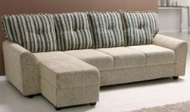 Sof s chaise longue baratos for Sofas de 4 plazas baratos
