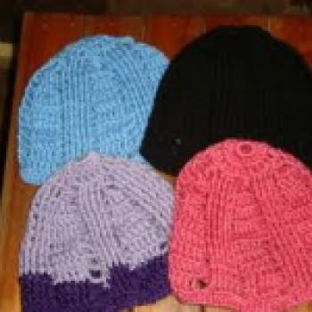 toucas de croche feminina modelos onde comprar Toucas de Croche Feminina, Modelos onde Comprar