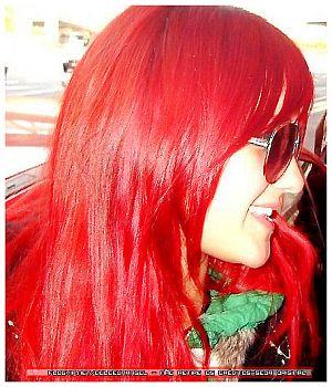 vermelho3 Moda Cabelo Vermelho, Como Escolher Tom