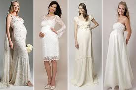 vestido de noiva para gestantes3 Vestido de Noiva para Gestantes