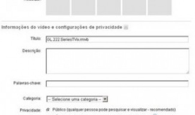 youtube2 Como Colocar Vídeo no YouTube