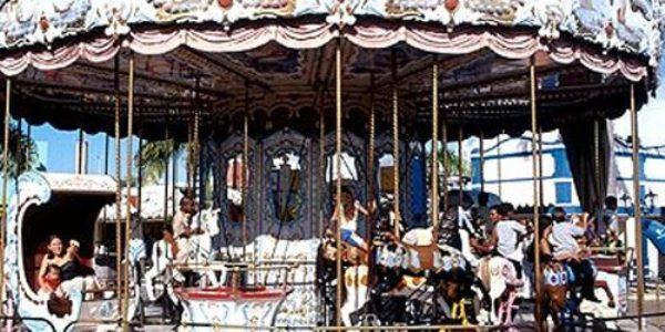 Carrossel Diversões Parques de Diversão Infantil SP