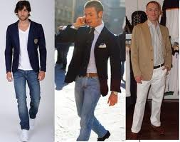 Como usar blazer com jeans masculino Como usar Blazer com Jeans Masculino