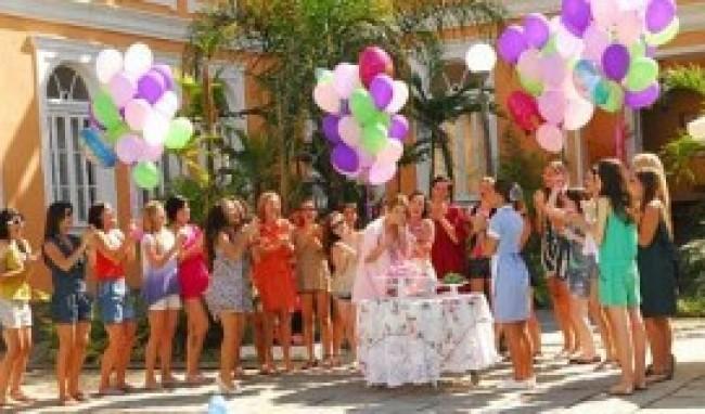 Decoração para Festa Surpresa2 Decoração para Festa Surpresa