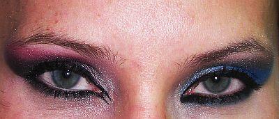 Maquiagem para Dança do Ventre Maquiagem para Dança do Ventre