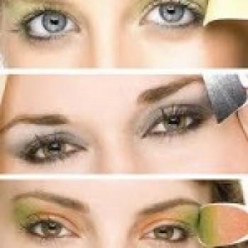 Maquiagem para os Olhos Esfumaçados1 Maquiagem para os Olhos Esfumaçados