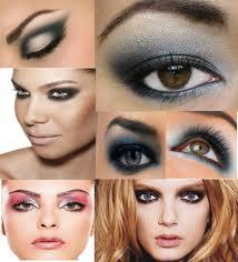 Maquiagem para os Olhos Esfumaçados2 Maquiagem para os Olhos Esfumaçados