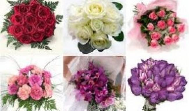 Melhores flores para bouquet de noiva2 Melhores Flores para Bouquet de Noiva