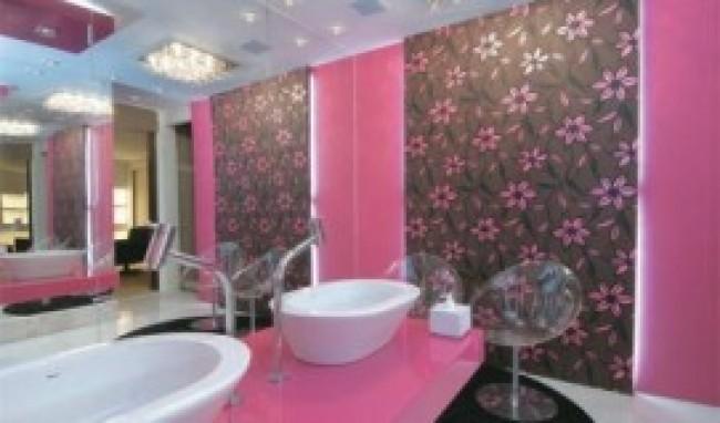 Papel de Parede para Banheiro 8 Papel de Parede para Banheiro, modelos para decorar