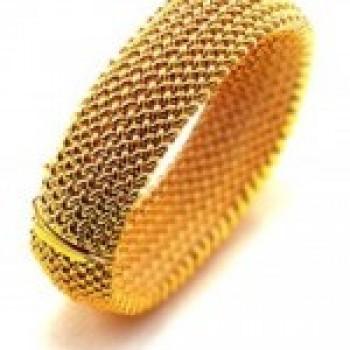 Pulseira 3 Modelos de Pulseiras de Ouro