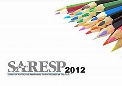 Saresp 2012 – Gabarito e Provas Saresp 2012 – Gabarito e Provas