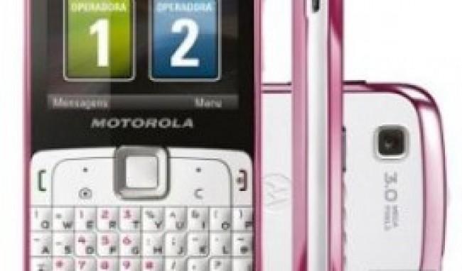 Smartphone motorola Celular Smartphone Rosa