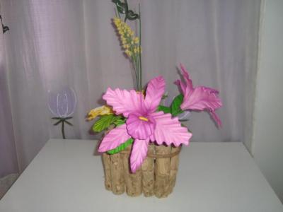 arranjo1 Curso de Flores em EVA RJ