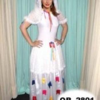 bandeirinhas1 Vestidos para Noiva de Festa Junina