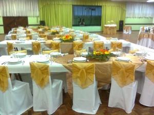 bodas1 Decoração para Bodas de Ouro